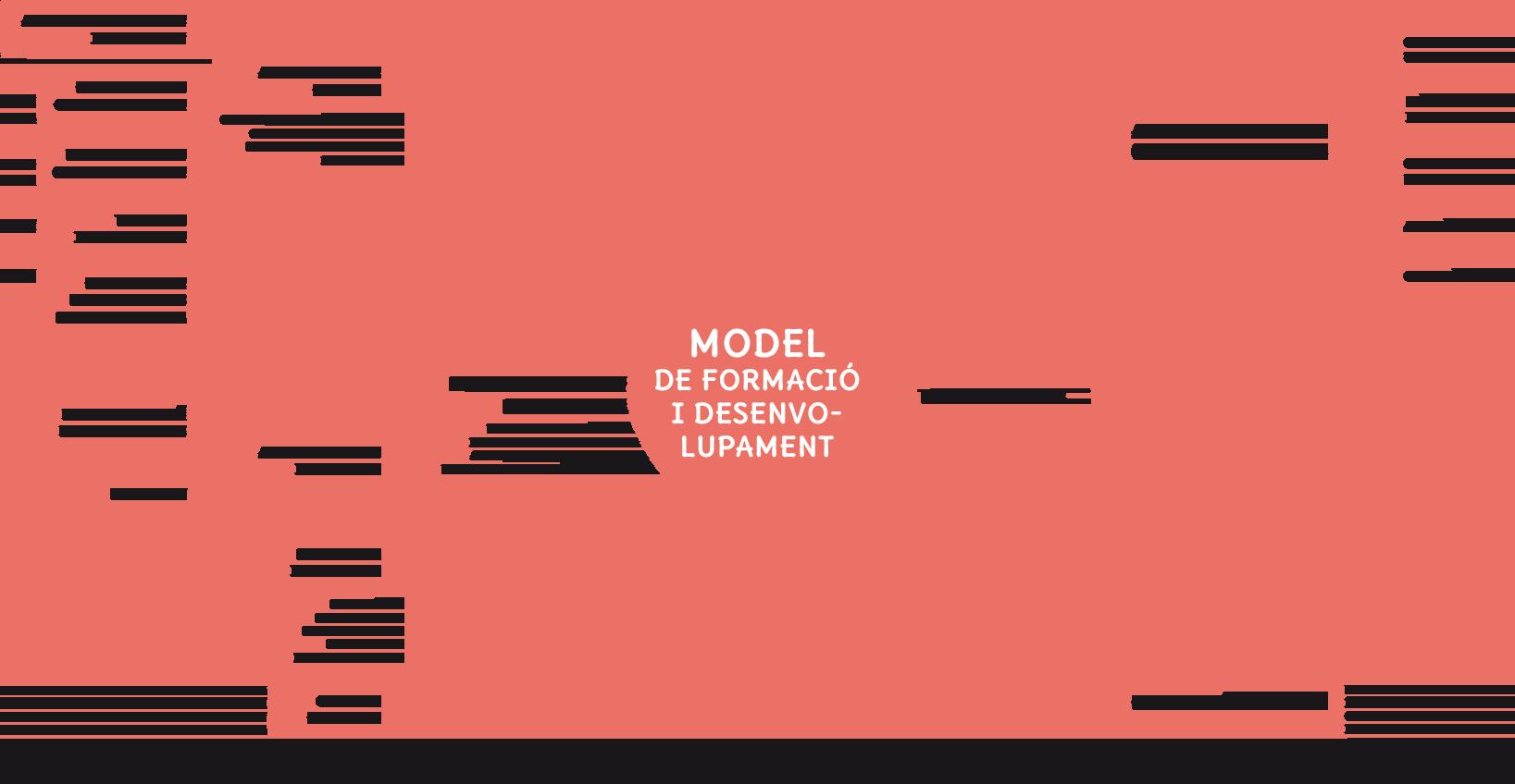 Models de formació i desenvolupament